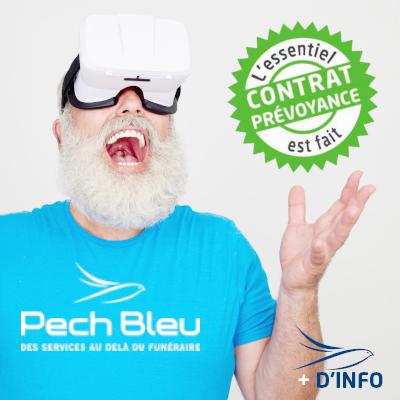 + D'info sur les services Pech Bleu la prévoyance